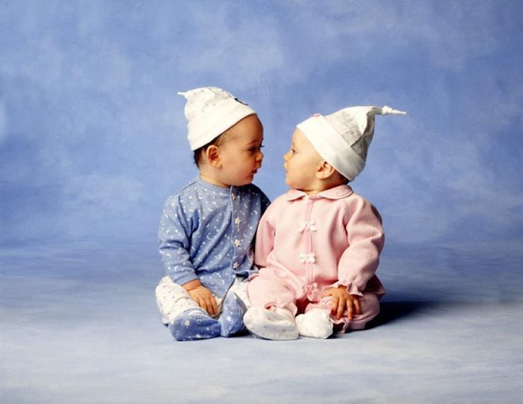 Как узнают, что скоро станут родителями, стремятся выяснить, кто у них